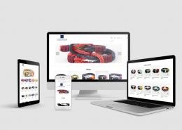 Trabajo de desarrollo y diseño de la Tienda Online Disorder Online